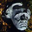 The Face Of Hector Berlioz by Fara