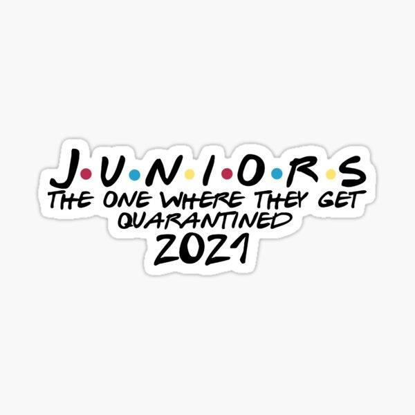 JUNIOR Sticker
