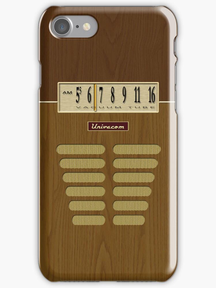 Pre-Transistor Radio - Condor by ubiquitoid