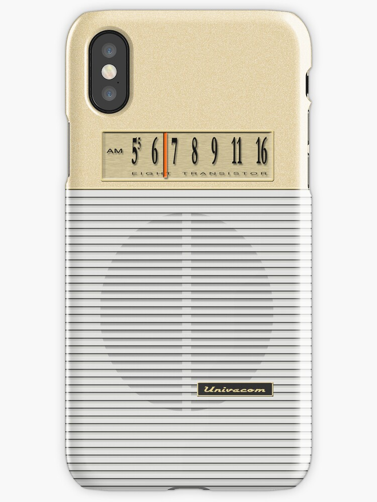 Transistor Radio - Gilligan's Desert Isle Model by ubiquitoid