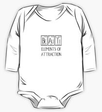 Beauti Elements Of Attraction One Piece - Long Sleeve