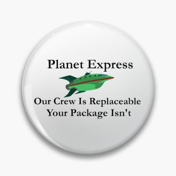 Planet Express Badge