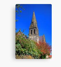 The Thomas Chalmers Centre Canvas Print