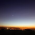 Venus from Mouselow, Glossop by Mark Smitham