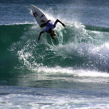 Chase Wilson Surfer by NoelElliot