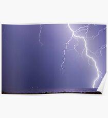 2am Lightning Poster