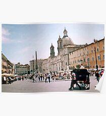 Italian Promenade Poster