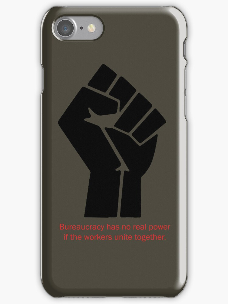 Power to the people Fist and Unite together by Mitchthe