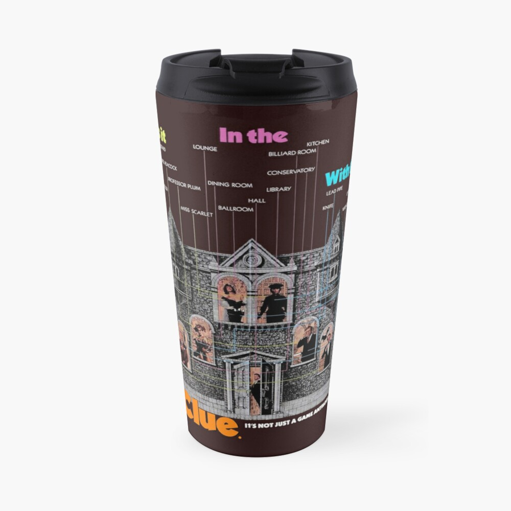 Clue Travel Mug