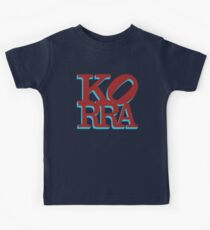 Love Korra Kids Clothes