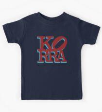 Love Korra Kids Tee