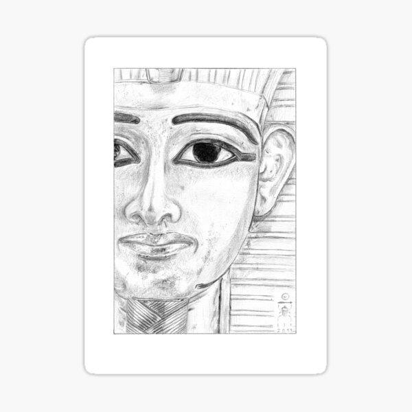 Psusennes I: Detail Sticker