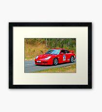 Porsche 911 GT3 - 2000 Framed Print