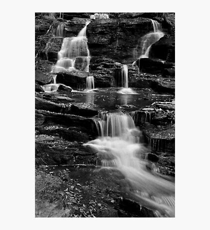 Rick's Hidden Falls Photographic Print