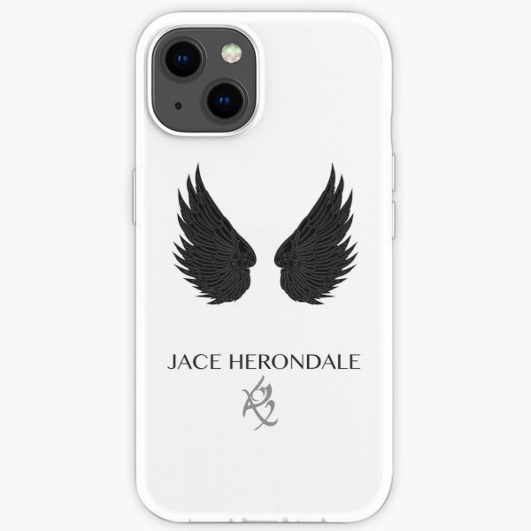 Shadowhunters The Mortal Instruments Jace Herondale iPhone Soft Case