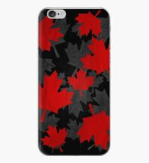 Maple Madness iPhone Case