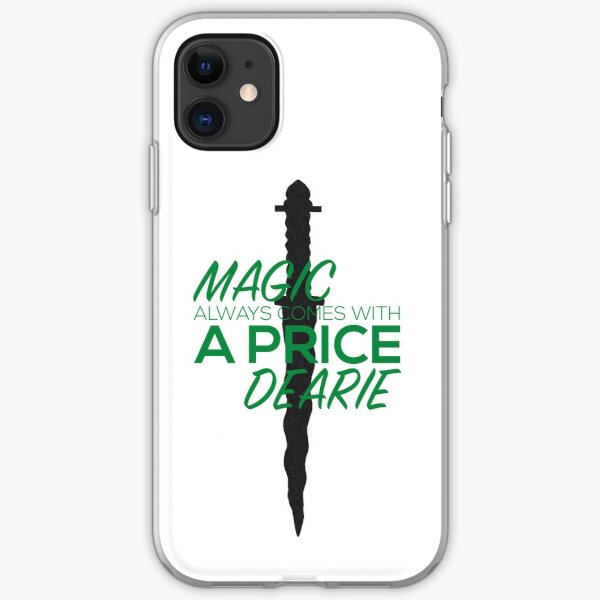 Once Upon a Time Magic iPhone Soft Case