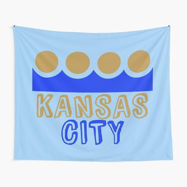 Kansas City Crown Tapestry