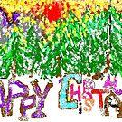 ♥ ♥ ♥ ♥  Merry Christmas  ♥ ♥ ♥ ♥  Painting ♥ ♥ ♥ ♥  by Andrzej Goszcz . I dedicate this work to Marlies Odehnal. Merci beaucoup. Bardzo dziekuję ! Danke schoen ! Views: 129.. by © Andrzej Goszcz,M.D. Ph.D