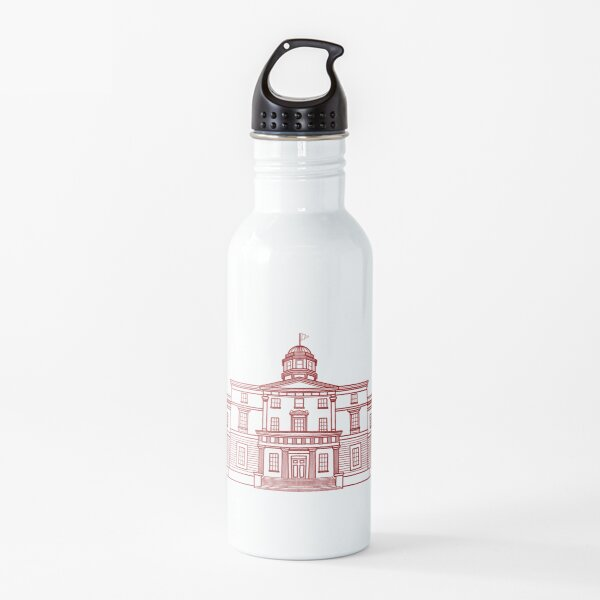 McGill University Arts Building Esquema rojo Botella de agua