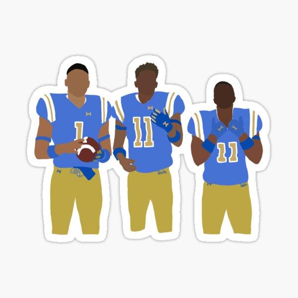 all american football boys (college edition) Sticker