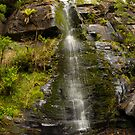 Rocky Puzzle at Upper Kalimna Falls by Puggs