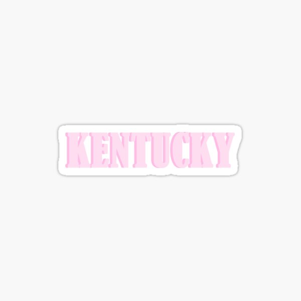 Kentucky Sticker