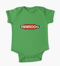 Vintage Minimoog Synth Kids Clothes
