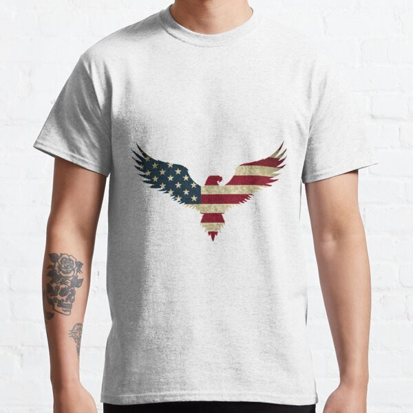 Bald Eagle- America Classic T-Shirt