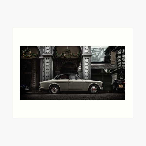 The Classic Car Club Art Print