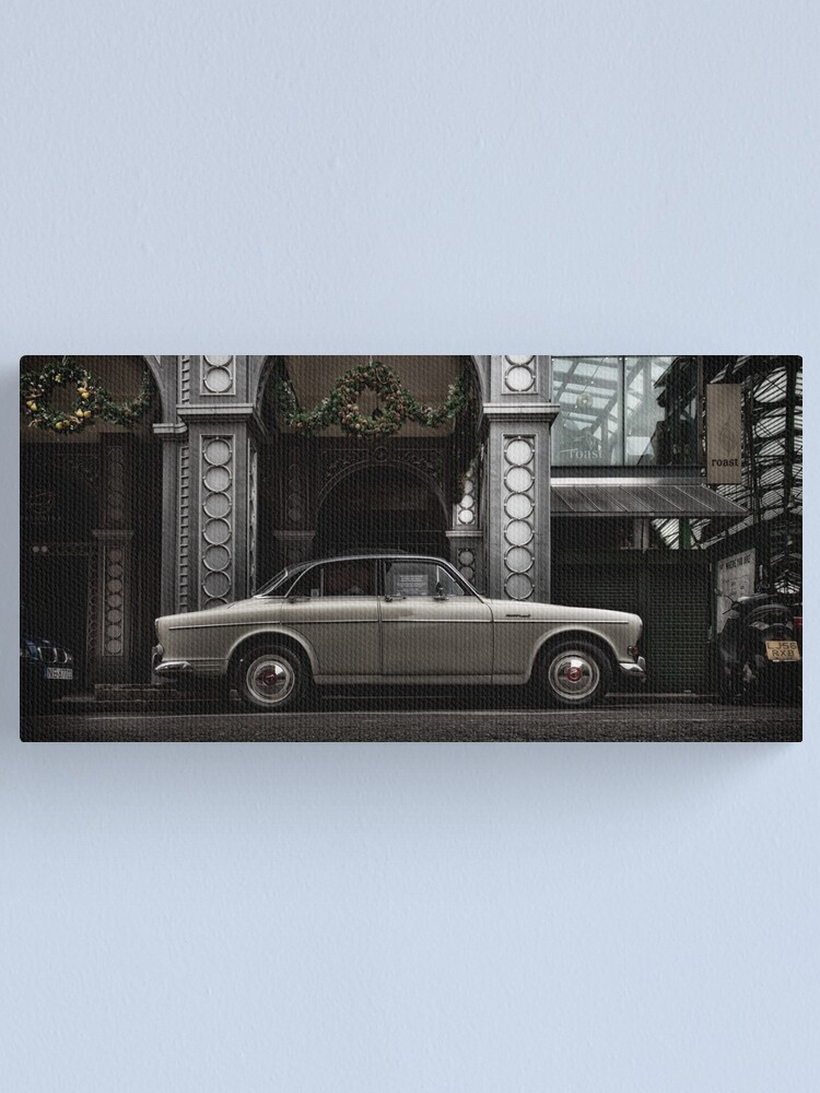 Alternate view of The Classic Car Club Canvas Print
