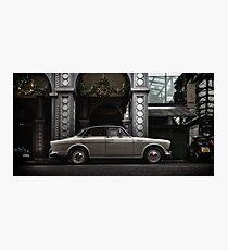 The Classic Car Club Photographic Print