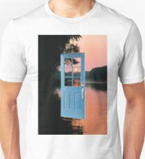 The portal to zen living Unisex T-Shirt
