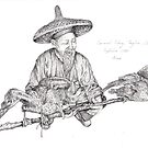 Cormorant Fisherman by Arianey