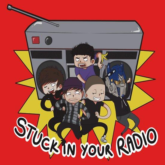 TShirtGifter presents: SIYR | Escape From Your Radio