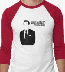 Jim Moriarty - Consulting Criminal Men's Baseball ¾ T-Shirt