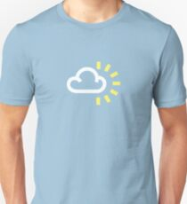 The weather series - Partly Cloudy T-Shirt
