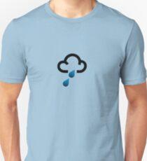 The weather series - Heavy Rain Unisex T-Shirt