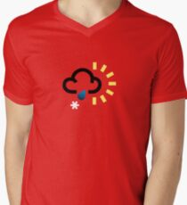 The weather series - Wintery weather T-Shirt