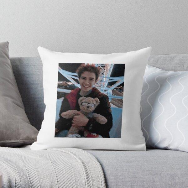 Joshua Bassett Throw Pillow