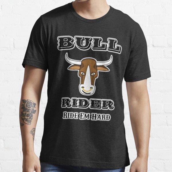 Bull Rider Alt. Version Essential T-Shirt
