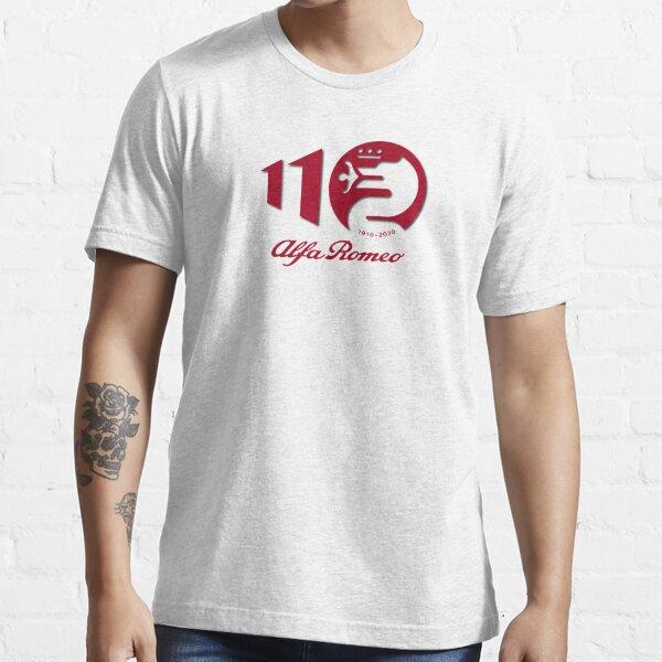 Alfa Romeo fête ses 110 ans T-shirt essentiel