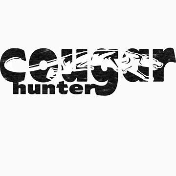 Cougar Hunter by gregbukovatz
