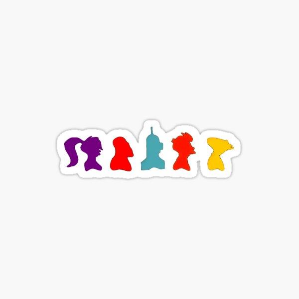 Futurama Sticker