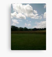 Burwash Landscape - Batemans Canvas Print
