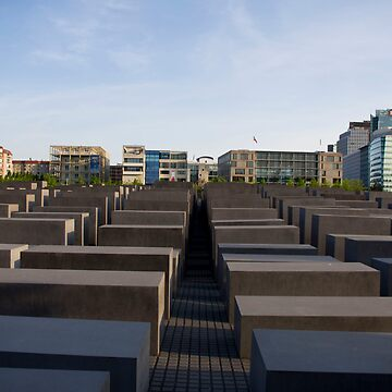 """""""Memorial to the Murdered Jews of Europe"""" - Berlin by hideyourarms"""