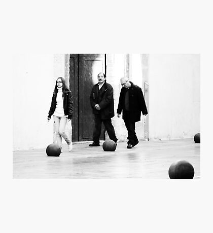 Balls Photographic Print