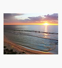 Ocean Ambience Photographic Print