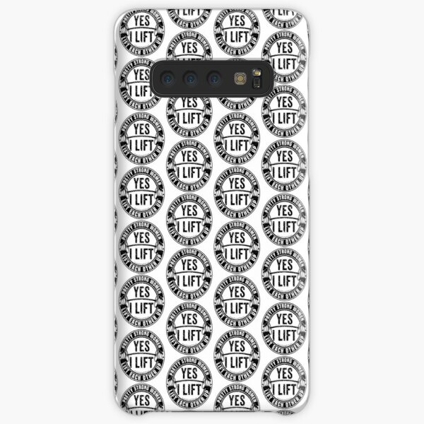 Women Let's Lift Each Other Samsung Galaxy Snap Case