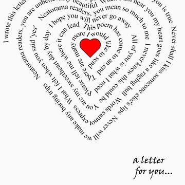 LOVE LETTER by NecChar22